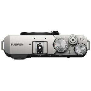 Foto 4 Fotocamera Mirrorless Fujifilm XE4 MILC Body Argento