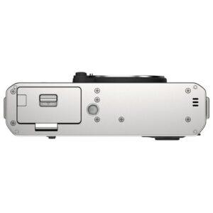 Foto 5 Fotocamera Mirrorless Fujifilm XE4 MILC Body Argento