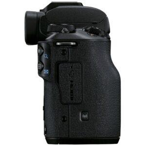 Foto 5 kit Fotocamera Mirrorless Canon EOS M50 Mark II + Obiettivo 18-150mm – Prodotto in Italiano
