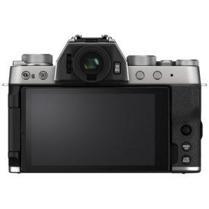 Foto 1 Kit Fotocamera Mirrorless Fujifilm X-T200 + Obiettivo XC 15-45mm Argento