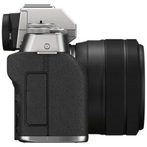 Foto 3 Kit Fotocamera Mirrorless Fujifilm X-T200 + Obiettivo XC 15-45mm Argento