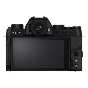 Foto 1 Kit Fotocamera Mirrorless Fujifilm X-T200 + Obiettivo XC 15-45mm Nero