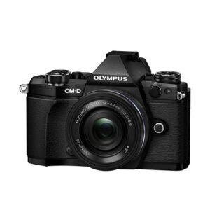 Foto 1 Kit Fotocamera Mirrorless Olympus OM-D E-M5 Mark II + Obiettivo EZ-M 14-42mm Nero