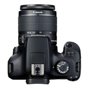 Foto 2 Kit Fotocamera Reflex Canon EOS 4000D + Obiettivo 18-55mm DC III + Obiettivo 75-300mm DC III – Prodotto in Italiano