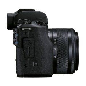 Foto 2 Kit Streaming Fotocamera Mirrorless Canon EOS M50 Mark II – Prodotto in Italiano