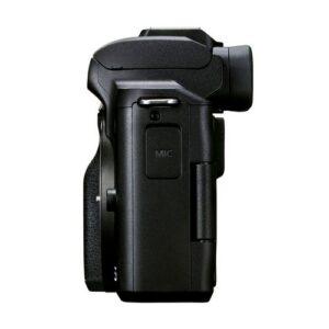 Foto 5 Kit Streaming Fotocamera Mirrorless Canon EOS M50 Mark II – Prodotto in Italiano