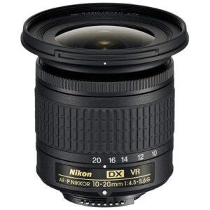 Foto 2 Obiettivo Reflex Nikon AF-P DX Nikkor 10-20mm F/4.5-5.6G VR Nero