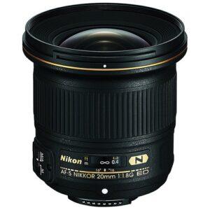 Foto 1 Obiettivo Reflex Nikon AF-S 20mm F/1.8G ED