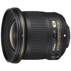 Foto principale Obiettivo Reflex Nikon AF-S 20mm F/1.8G ED