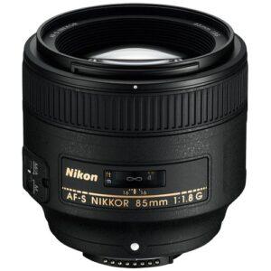 Foto 1 Obiettivo Reflex Nikon AF-S 85mm F/1.8G