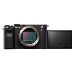Foto 1 Fotocamera Mirrorless Sony Alpha A7C Black – Prodotto in Italiano