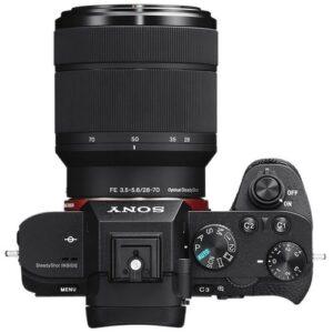 Foto 1 Kit Fotocamera Mirrorless Sony Alpha A7 II + Obiettivo Sony 28-70mm Black – Prodotto in Italiano