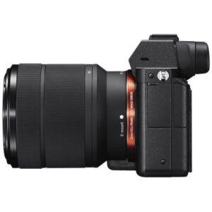 Foto 5 Kit Fotocamera Mirrorless Sony Alpha A7 II + Obiettivo Sony 28-70mm Black – Prodotto in Italiano