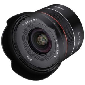 Foto 1 Obiettivo Mirrorless Samyang 18mm F/2.8 AF per Sony FE