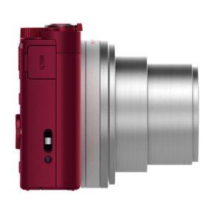 Foto 1 Fotocamera Compatta Sony DSC-WX500R Rossa – Prodotto in Italiano
