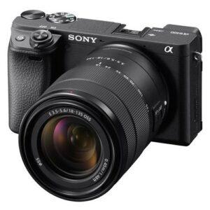 Foto 2 Kit Fotocamera Mirrorless Sony A6400 + Obiettivo 18-135mm