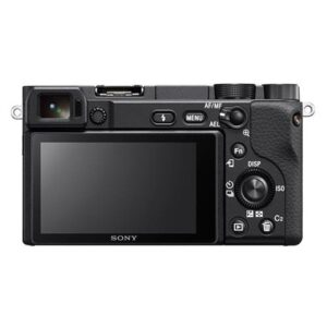 Foto 3 Kit Fotocamera Mirrorless Sony A6400 + Obiettivo 18-135mm