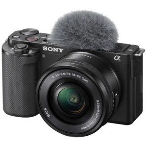 Foto 3 Kit Vlogcamera Sony ZV-E10 + Obiettivo 16-50 mm