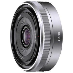 Foto 1 Obiettivo Mirrorless Sony 16mm F2.8