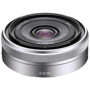Foto 2 Obiettivo Mirrorless Sony 16mm F2.8
