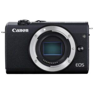 Foto 1 Fotocamera Mirrorless Canon EOS M200 Black – Prodotto in Italiano